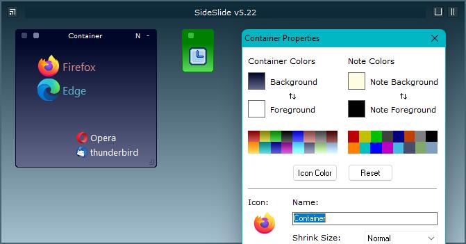 SideSlide screenshot